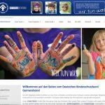 Website Kinderschutzbund