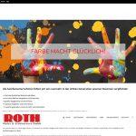 Maler Roth Website