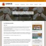 © m keppel Webseite Karate Kandel